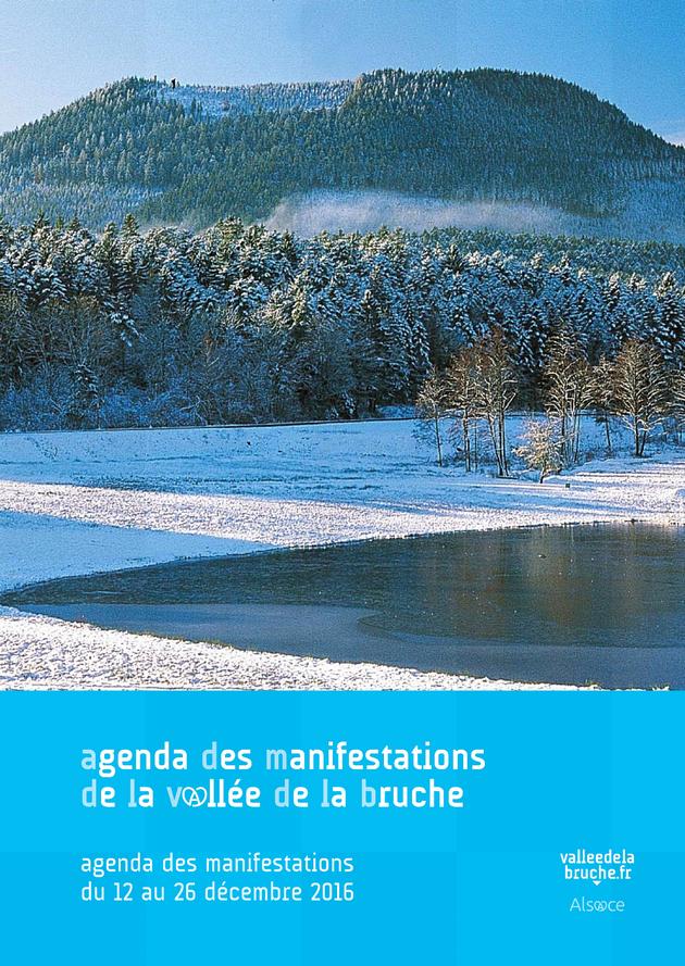 2016 12 12 agenda des manifestations de la vallee de la bruche