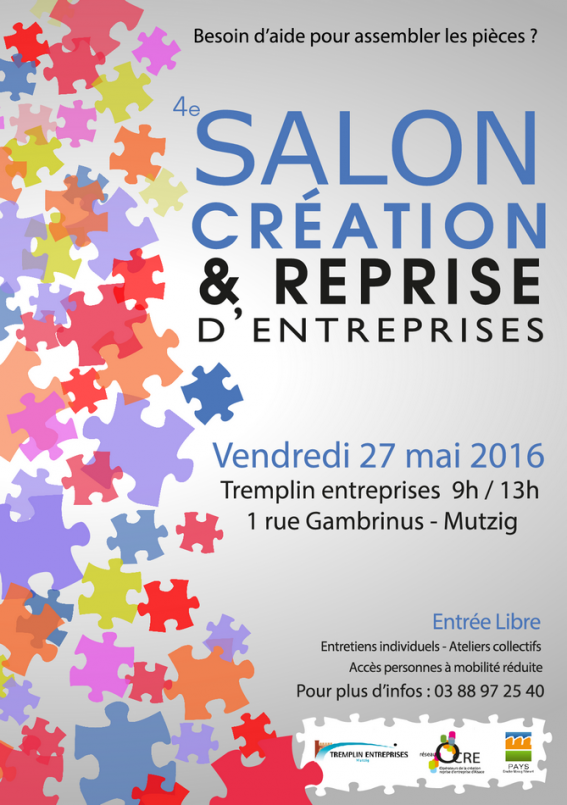 Salon creation et reprise d entreprises