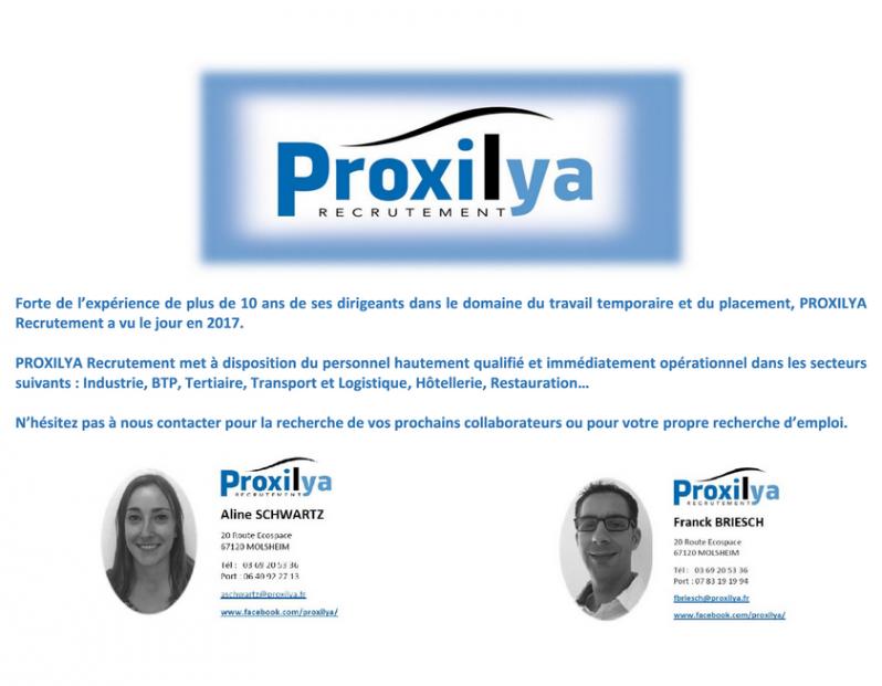 2017 07 07 proxilya recrutement a molsheim
