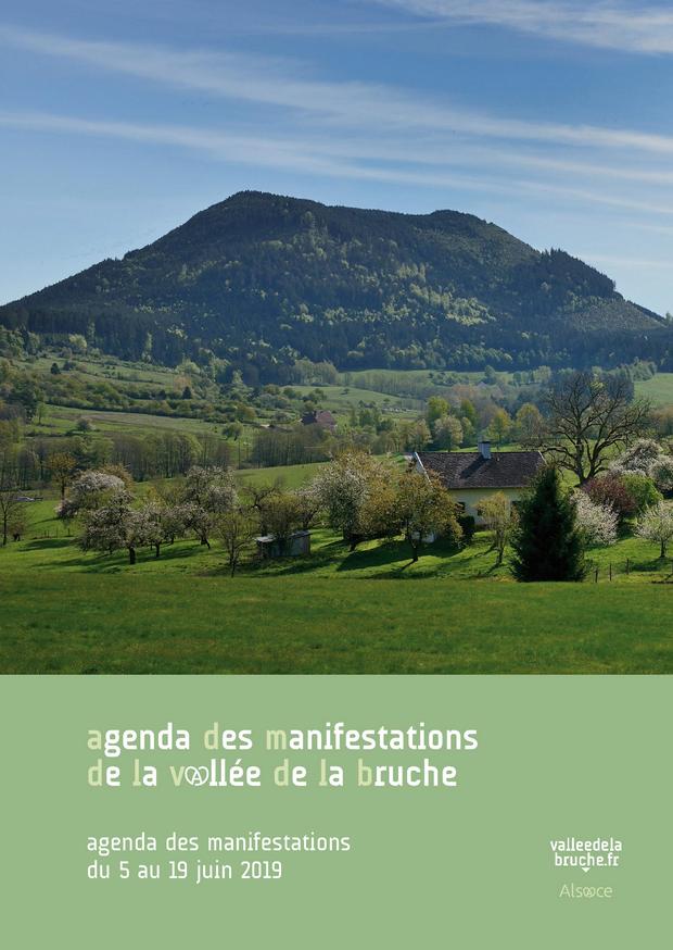 2019 06 05 agenda des manifestations vallee de la bruche