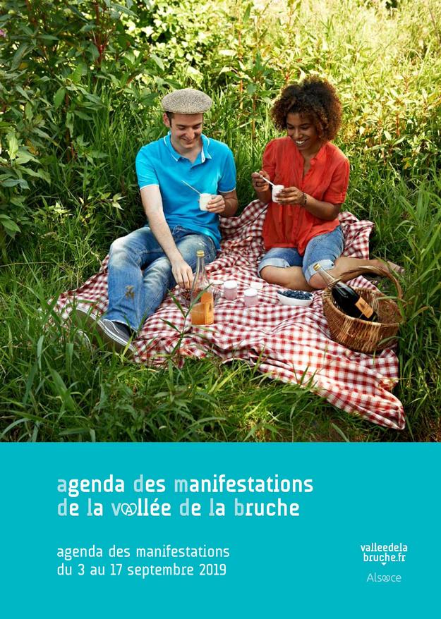 2019 09 03 agenda des manifestations vallee de la bruche septembre 2019