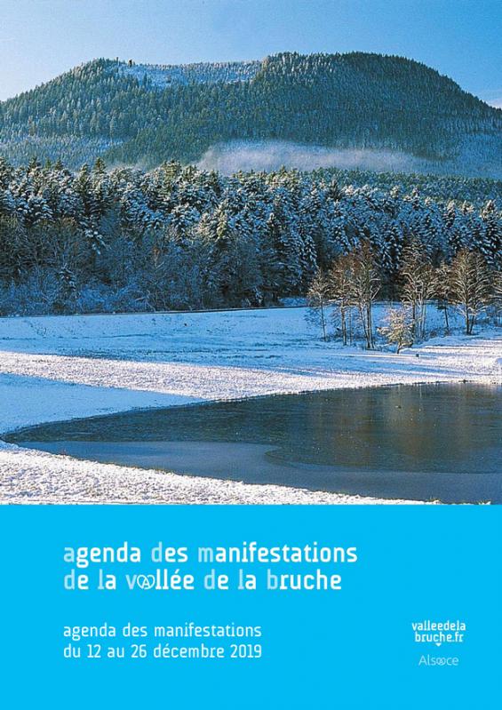 2019 12 12 agenda des manifestations de la vallee de la bruche