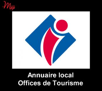 Annuaire local des offices de tourisme