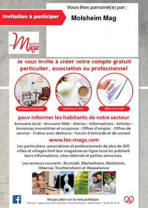 Carte d invitation molsheim mag